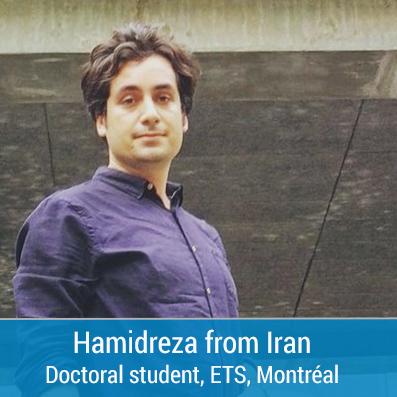 Hamidreza from Iran