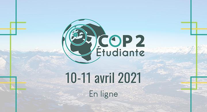 Grenoble INP -Génie industriel signe l'accord de Grenoble lors de la COP2 Etudiante
