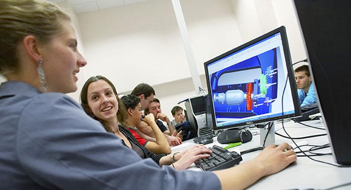 Rentrée 2014 : bienvenue à Génie industriel !