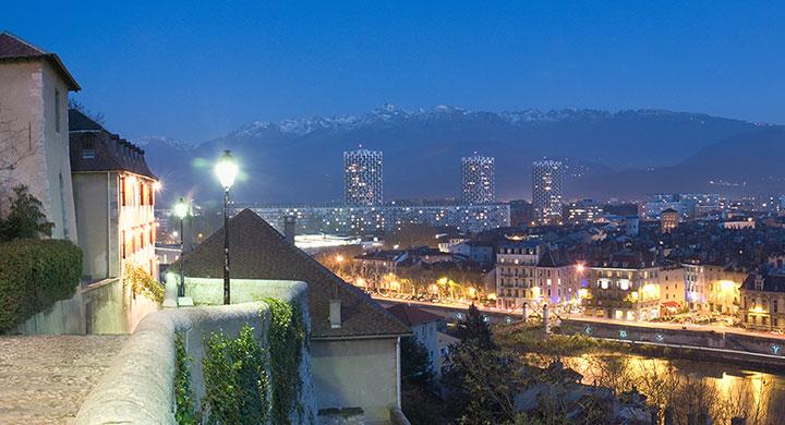 Grenoble toujours sur le podium des villes où il fait bon étudier