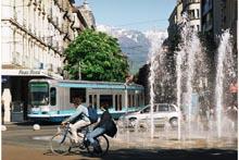 Le centre de Grenoble
