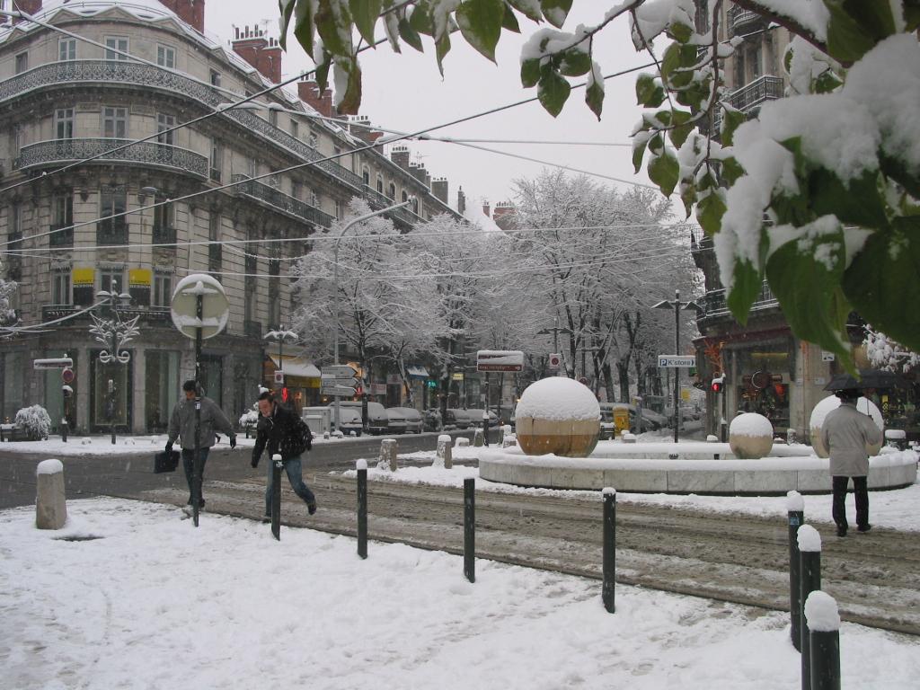 Grenoble - Centre ville