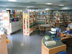 Bibliothèque de L'ENSGI