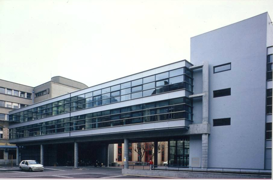 Bâtiment ENSGI
