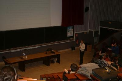Conférence à GI le 11/12/08 sur la crise financière