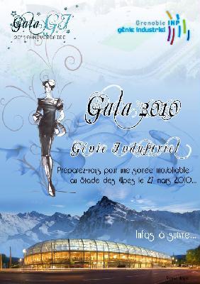 Gala Génie industriel spécial anniversaire 20 ans