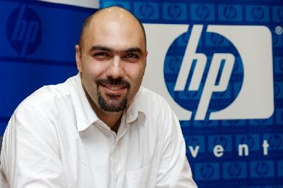 Salim Ziade, General Manager HP au Moyen Orient