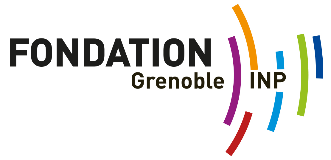 Fondation Grenoble INP logo