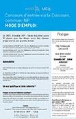 Fiche mode d'emploi concours CPGE à Grenoble INP - Génie industriel