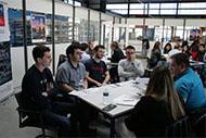 Stage dating pour nos étudiants avec des entreprises de l'Ain